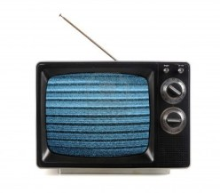 A neve dos televisores son restos da Gran Explosión.