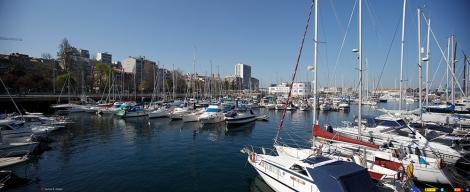 Porto deportivo de Vigo