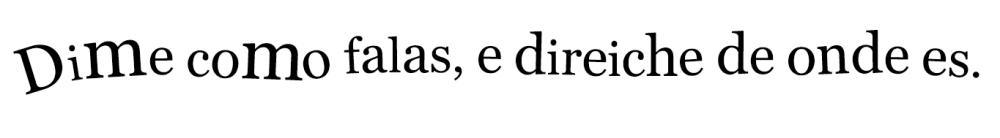 acento