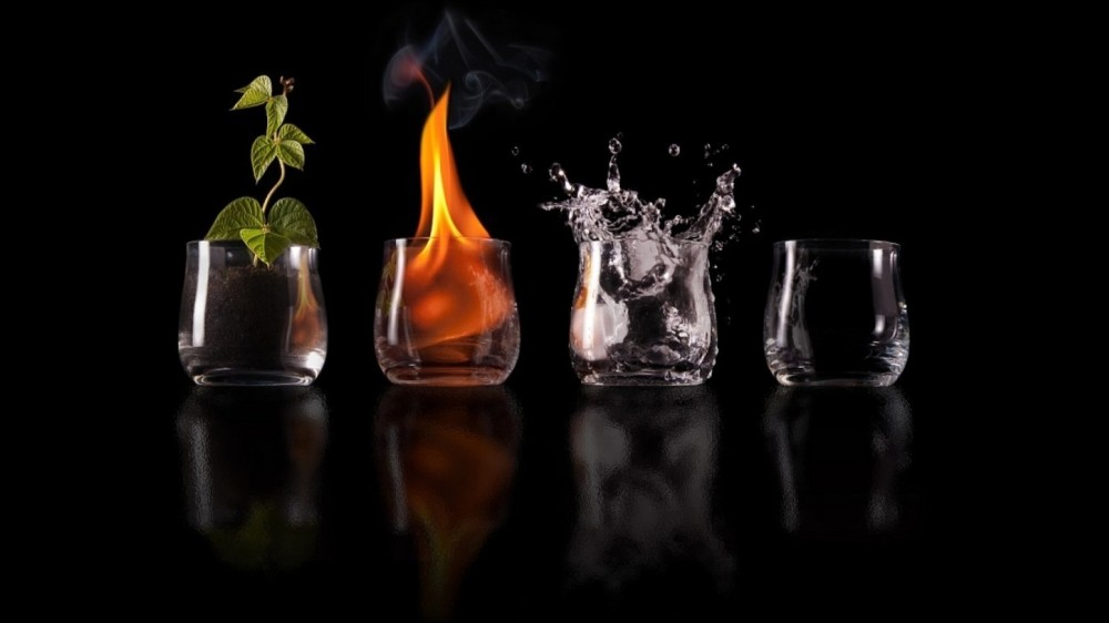 four elements catro elemntos
