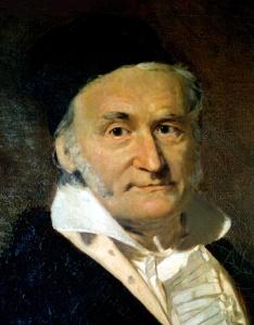 Friedrich Gauss foi un dos xogadores máis importantes e fructíferos da historia das matemáticas.