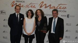"Premiados á mellor programa por ""ZigZag""."